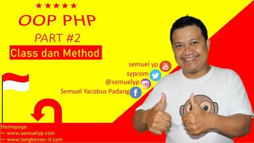 Class dan Method